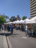 Mountain View's A La Carte & Art Festival Royalty Free Stock Image