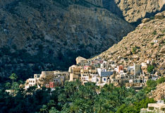 A mountain village Stock Photography