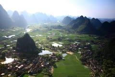 Free Mountain Village Stock Images - 3387914