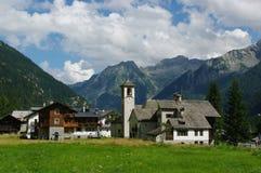 Free Mountain Village Royalty Free Stock Image - 8971816