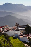 Mountain Village Artenara, Gran Canaria Stock Image