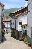 Mountain village Candeleda, Siera de Gredos, Spain Royalty Free Stock Photos