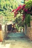 Mountain village Deia Royalty Free Stock Photo