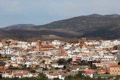 Mountain village Finana, Spain Royalty Free Stock Photos