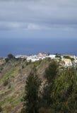 Mountain village of Moya, Gran Canaria Royalty Free Stock Photo