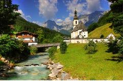 Mountain Village, Nature, Mountainous Landforms, Mountain stock photography