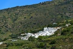 Mountain village Royalty Free Stock Photos