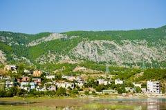 Mountain village. Turkey. Royalty Free Stock Photography