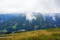 Mountain village Stock Images