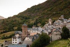 Mountain village Stock Photography