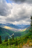 Mountain vista Royalty Free Stock Images