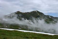 Mountain vista Stock Image