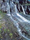 Mountain water stream Royalty Free Stock Photo