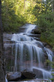 Mountain Waterfall. Near the mount whitney portal Stock Photography