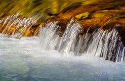 Mountain waterfall Stock Photography