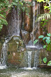Mountain waterfall in malaysia. Langkawi. Royalty Free Stock Photos