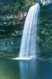 Mountain Waterfall Stock Photography