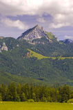 Mountain Wendelstein in Bavaria Royalty Free Stock Images
