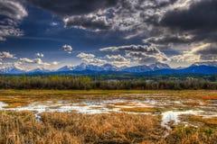 Mountain Wetlands Royalty Free Stock Image