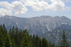 The mountain Wilder Kasier in Austria Stock Photography