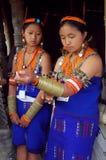 Mountain Women in India Royalty Free Stock Image