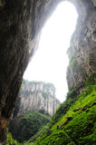 Mountain in wulong ,chongqing,china Stock Photo