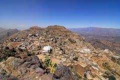 Mountain Yemen Stock Photos