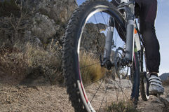 Mountainbike Stock Photography