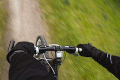 Mountainbike Stock Photos
