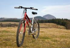 Mountainbike Fotografía de archivo
