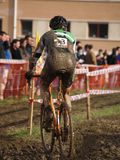 Mountainbike cross world championship Stock Photos