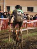 Mountainbike cross world championship Stock Photos