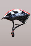 Mountainbike helmet Stock Photography