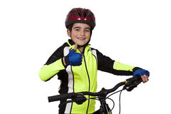 Mountainbike okay Royalty Free Stock Image