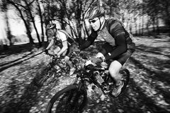 Mountainbiking #3 stockfotos