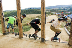 Mountainboard塞尔维亚03 库存图片