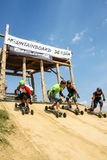 Mountainboard Serbia 01 Fotografia Stock