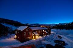 Mountaincabin Stock Photography
