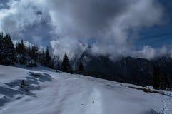 Mountaine Bucegi, Румыния Стоковые Изображения
