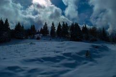 Mountaine Bucegi, Румыния Стоковое Изображение RF