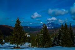 Mountaine Bucegi, Румыния Стоковые Фото