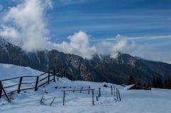 Mountaine Bucegi, Румыния Стоковая Фотография RF
