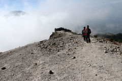 mountaineer immagine stock libera da diritti