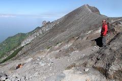 mountaineer fotografia stock libera da diritti