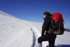 mountaineer Royalty-vrije Stock Foto