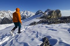 Mountaineer Stock Photography