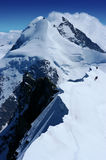 mountaineering Zdjęcie Stock