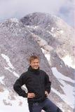 mountaineering Стоковая Фотография