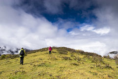 mountaineering Стоковые Изображения RF