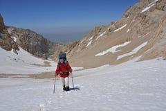 Mountaineering Royalty Free Stock Photo
